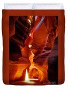 Antelope Canyon - Arizona Duvet Cover