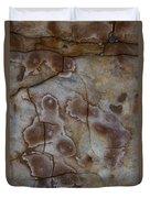 Art Rock Duvet Cover