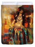 Belly Dancer 9 Duvet Cover