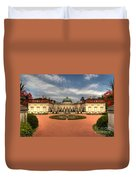 Buchlovice Castle Duvet Cover