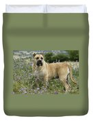 Canary Dog Duvet Cover