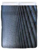 Canary Wharf Abstract Duvet Cover