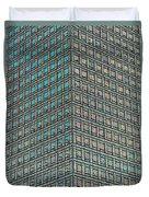Canary Wharf London Art Duvet Cover