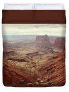 Canyonlands National Park In Utah Duvet Cover