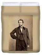 Clement Vallandigham (1820-1871) Duvet Cover