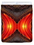 Color Fashion Abstract Duvet Cover