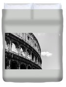 Colosseum - Rome Italy Duvet Cover