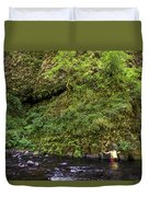 Columbia River Gorge, Oregon, Usa Duvet Cover