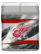 Detroit Red Wings Duvet Cover