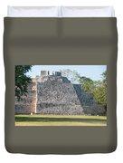 Edzna In Campeche Duvet Cover