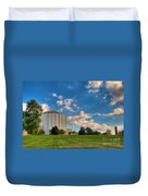 Founders Hall Duvet Cover