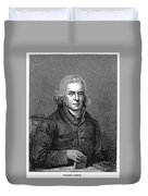 Francis Asbury (1745-1816) Duvet Cover