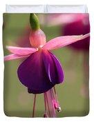 Fuchsia Named Lambada Duvet Cover