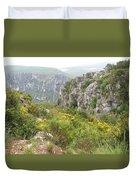 Grand Canyon Du Verdon - France Duvet Cover