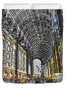 Hays Galleria London Sketch Duvet Cover