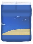 Jockey's Ridge State Park Duvet Cover