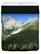 Kindersley Pass Duvet Cover