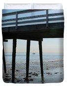 New Photographic Art Print For Sale Paradise Cove Duvet Cover