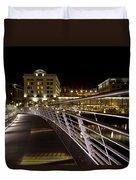 Newcastle Quayside Duvet Cover