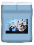 4 Non Blondes - Linda Perry Duvet Cover