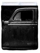 Old Junker Car Open Edition Duvet Cover