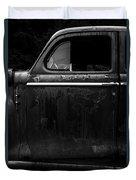 Old Junker Car Duvet Cover