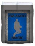 Orlando Magic Duvet Cover