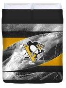 Pittsburgh Penguins Duvet Cover