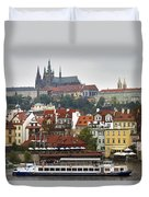 Prague Duvet Cover