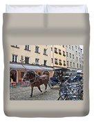 Regensburg Germany Duvet Cover