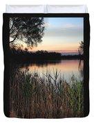 River Murray Sunset Series 1 Duvet Cover