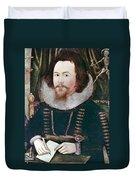Sir Henry Unton (c1557-1596) Duvet Cover