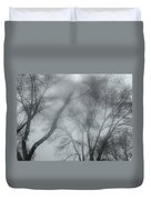 Storm Trees Duvet Cover