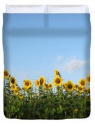 Sunflower Series Duvet Cover