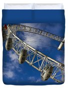 The London Eye Duvet Cover