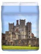 Titchfield Abbey Duvet Cover
