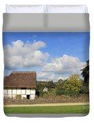 Traditional Cottage Sussex Uk Duvet Cover