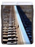Train Track Duvet Cover