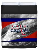 Washington Capitals Duvet Cover