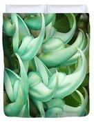 Jade Vine Duvet Cover