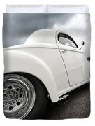 41 Willys Coupe Duvet Cover