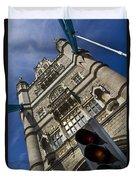 Tower Bridge London Duvet Cover