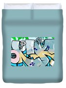 Graffiti Duvet Cover