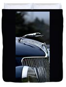 Classic Ford Detail Duvet Cover