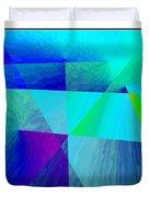 Imaginary Solutions Series Duvet Cover by Sir Josef - Social Critic -  Maha Art
