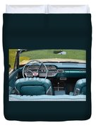 Ford Detail Duvet Cover
