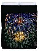 4th Of July 2014 Fireworks Mannington Wv 1 Duvet Cover