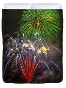 4th Of July Through The Lens Baby Duvet Cover