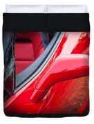 2014 Chevrolet Corvette C7  Duvet Cover