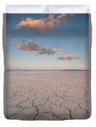 Alvord Desert, Oregon Duvet Cover